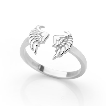 My Guardian Angel Ring