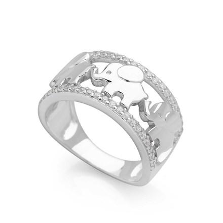 Happy Elephants Ring
