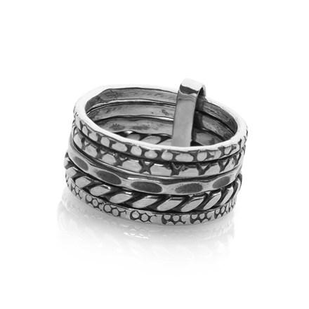 Five Pillars Ring