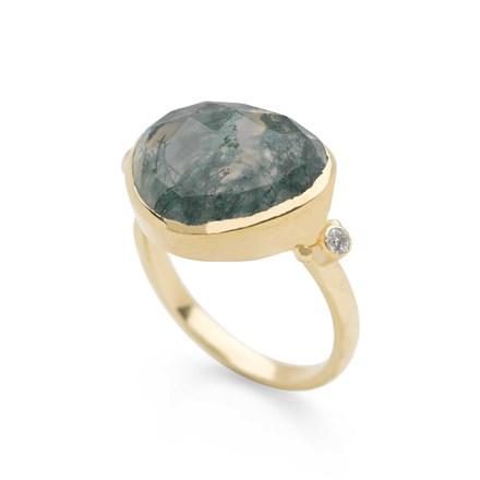 Sea Moss Ring