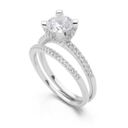 Forever Bright Ring
