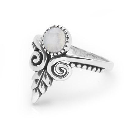 Glacier Sprite Ring