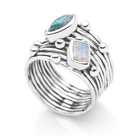 Bounty Blue Ring