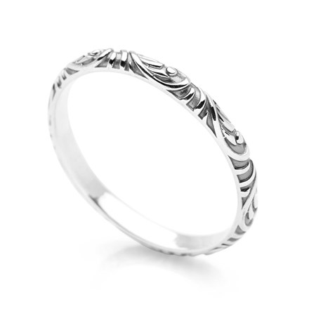 Royale Stack Ring