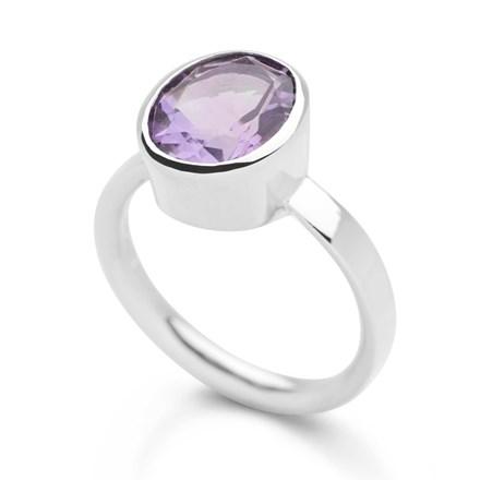 Lilac Nirvana Ring