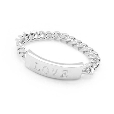Personalised Links Ring