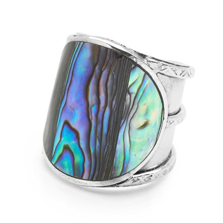 Abalone Cove Ring