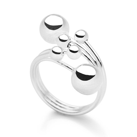Bally Vogue Ring