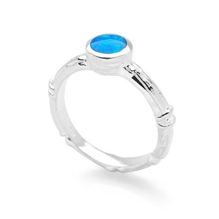 Opal Folly Ring