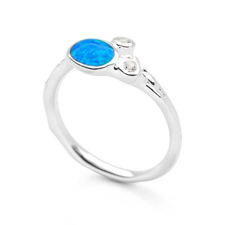 Crystal Waters Ring