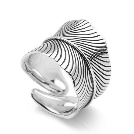 Sacred Feather Ring