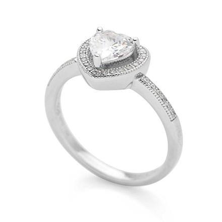 Sparkling Desire Ring