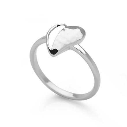 Signature Heart Ring