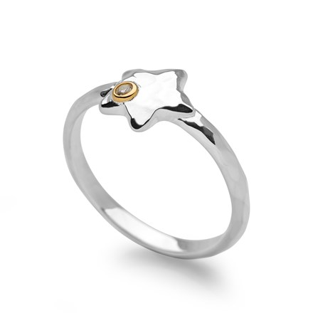 Silver Starlett Ring