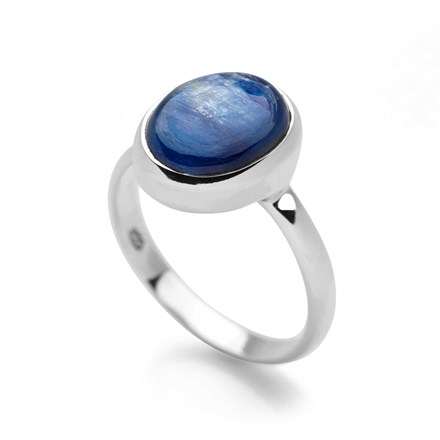 Deep In Blue Ring