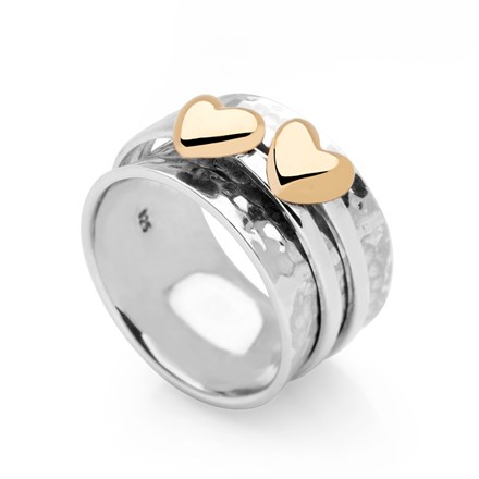 Lovers Spin Ring