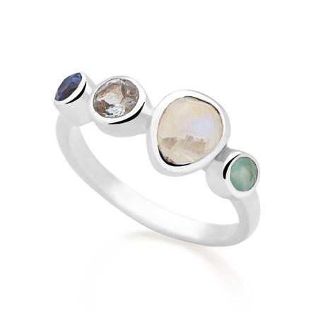 Moon Shadow Ring