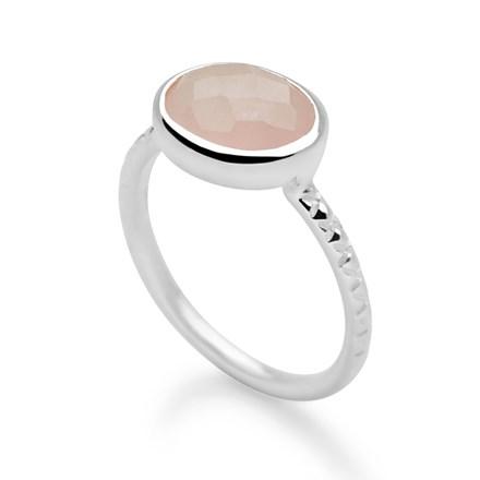 Ocean Bounty Ring (Rose Quartz)
