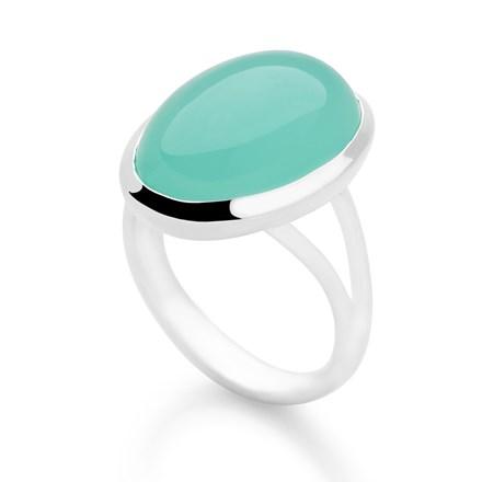 Aqua Blush Ring