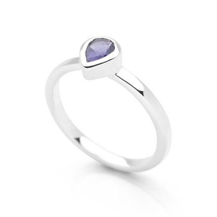Sixth Sense Ring Iolite