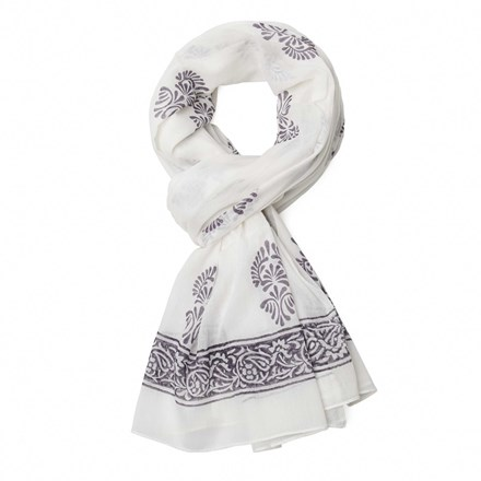 Periwinkle Scarf
