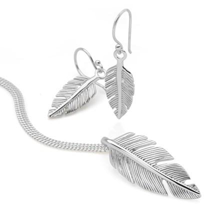 Spiritual Feather Set (P2662+E4595)