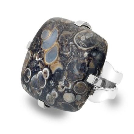 One of a Kind Turtella Ring