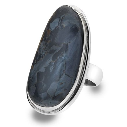 One of a Kind Pietersite Ring