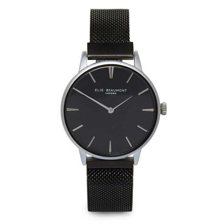 Elie Beaumont Holborn Black Magnetic Watch