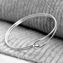 Dovetail Bangle