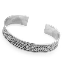 Temple Weave Bangle