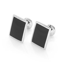 Perla Rectangles Cufflinks