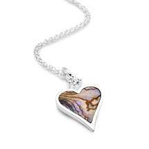 Enchanted Heart Chain