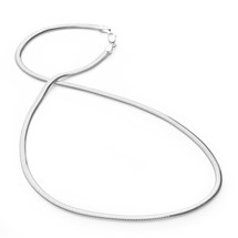Silver Stream Necklace