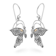 Kuta Butterfly Earrings