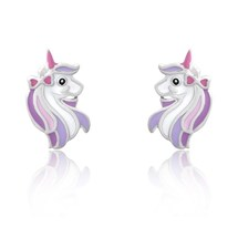 Candy Unicorn Children's Studs
