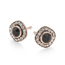 Midnight Sun Studs