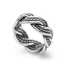 Nautical Rope Ring